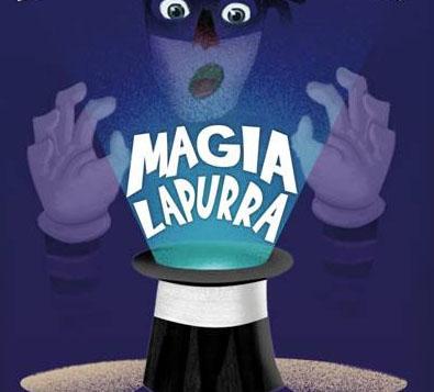Magia Lapurra webgunerako
