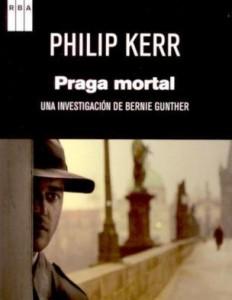 Praga mortal liburuaren azala