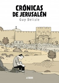 Crónicas de Jerusalén komikiaren azala