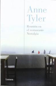 Cubierta del libro Reunión en el restaurante Nostalgia