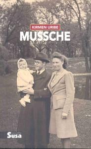 Mussche liburuaren azala