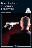 Cubierta del libro Suicidio perfecto