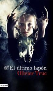 """Cubierta del libro """"El último lapón"""""""