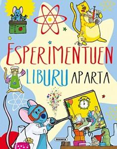 Esperimentuen liburu aparta, Mar Benegas