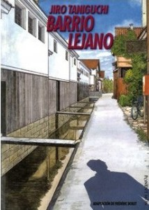 Barrio lejano, Jiro Taniguchi