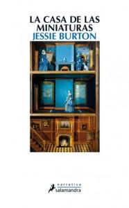 La casa de las miniaturas, Jessie Burton
