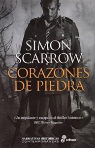 Corazones de piedra, Simon Scarrow