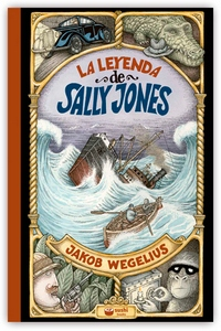 La leyenda de Sally Jones, Jakob Wegelius