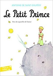 Le Petit Prince, Antoine de Saint Exupéry