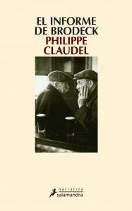 El informe Brodeck, Philippe Claudel