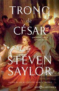 El trono de César, Steven Saylor