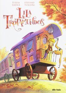 Lila Trotamundos, Teresa Radice