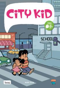 City kid, Alex Fito