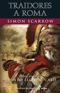 Traidores a Roma, Simon Scarrow