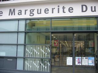 Biblioteca Marguerite Duras Paris