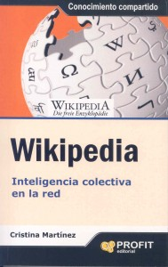 Wikipedia libro de Cristina Martínez