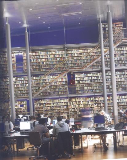Biblioteca de Delft 001