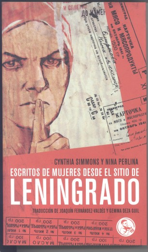 Escritos de mujeres desde el sitio de Leningrado 001