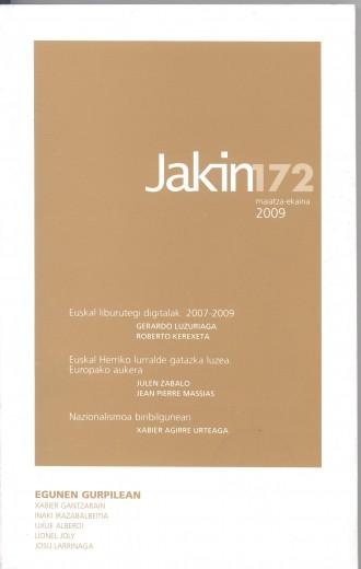 Revista Jakin 172