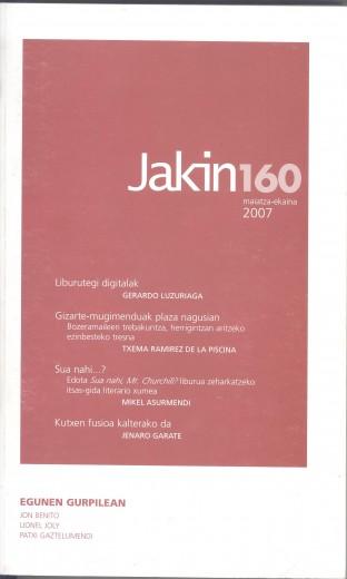 Revista jakin 160
