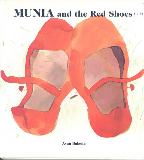 Munia and the Red_shoes