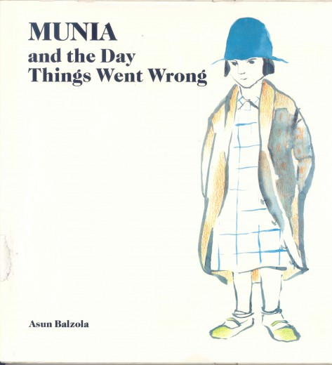 Munia ant the day things went wrong