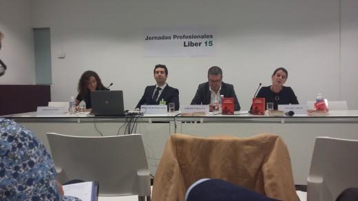 Liber 2015. presentación del Marco normativo del libro