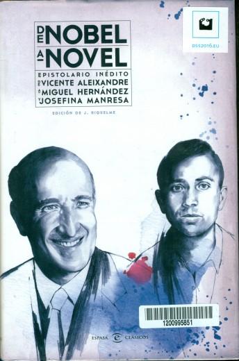 De Nobel a novel