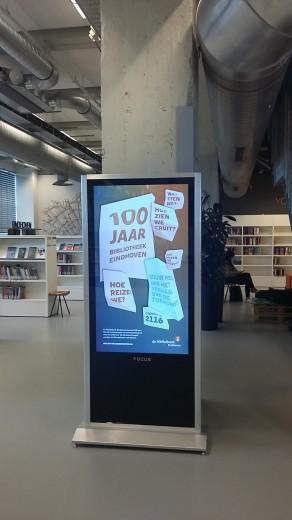 Eindhoven liburutegiak ehun urte