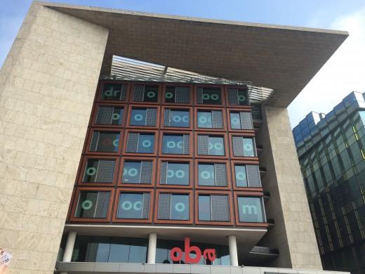 OBA Amsterdamgo liburutegia