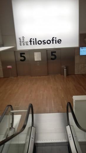 Ascensores y escaleras automáticas en OBA
