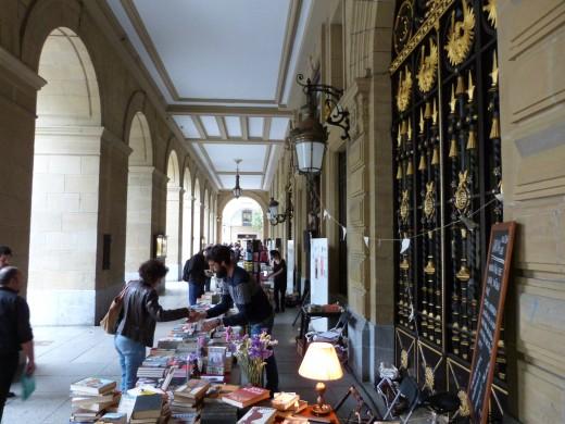 Día del Libro. librerías