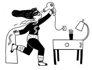 Ainara Azpiazu 'Axpi'-ren ilustrazioa